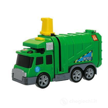Dickie Camion Ecologia con luci e suoni