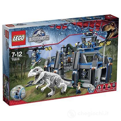 L'evasione di Indominus Rex - Lego Jurassic World (75919)
