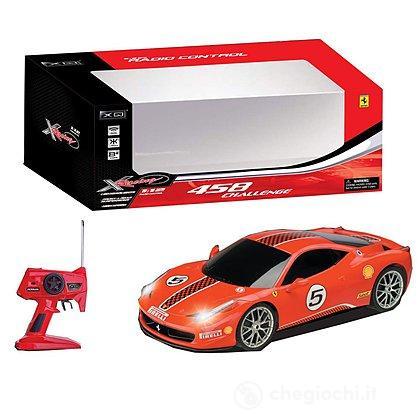 Ferrari 458 Challenge Radiocomando