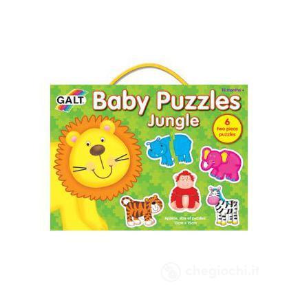 Piccoli puzzle - giungla