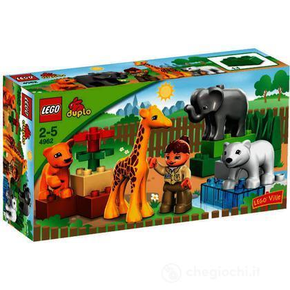 LEGO Duplo - Baby zoo (4962)