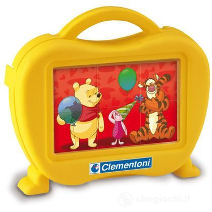 Cubi 6 winnie the pooh giochi e puzzle clementoni for Winnie pooh ka che
