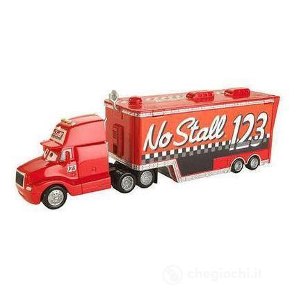 Cars No Stall Cab (N9756)