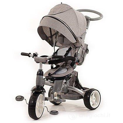 Triciclo baby's clan giro grigio (GIRO.08)