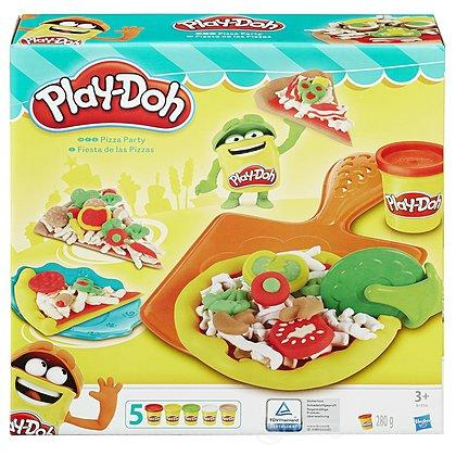 Pizza Party Play-Doh (B1856EU4)