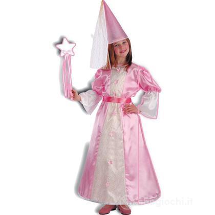 Costume Fatina Rosa taglia III (65650)
