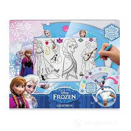 Lavagna luminosa Frozen