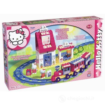 Treno Set Hello Kitty Unicoplus (86520)