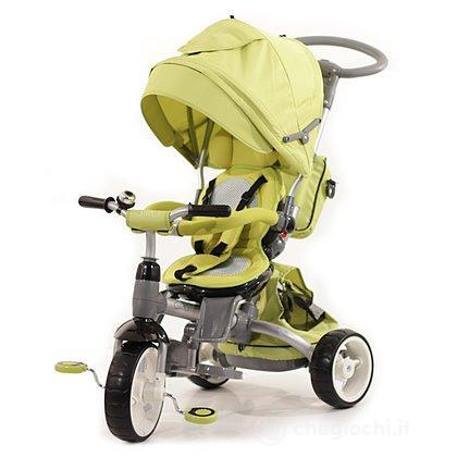 Triciclo baby's clan giro verde (GIRO.10)