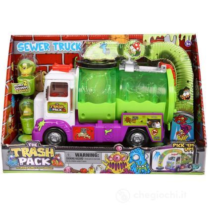 Trash Pack - Camion Sewer Truck (NCR68387)