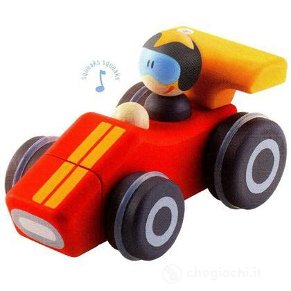 Auto con Squeaker Sportiva (82654)