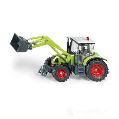 Trattore Claas con pala 1:32