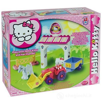 Mini Farm Hello Kitty (86580)