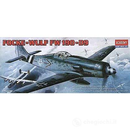 Aereo Focke-Wulf Fw190d