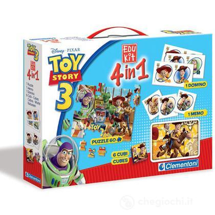 Edu Kit 4 in 1 Toy Story