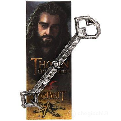 Il Signore degli Anelli: Penna e Segnalibro Chiave di Thorin (NN1216)