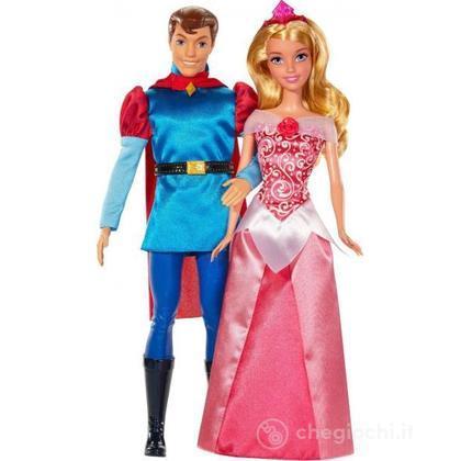 Aurora e il principe Filippo 2pack (BMB71)