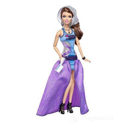 Barbie Fashionistas in passerella - Sporty (V7207)