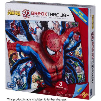 Puzzle 3D Spiderman