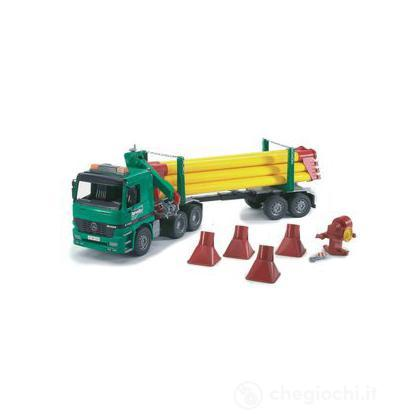 Camion porta tubi (2666)