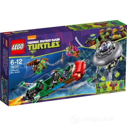 T-Rawket all'attacco - Lego Teenage Mutant Ninja Turtles (79120)