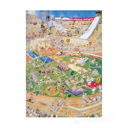 Comic 1000 Pezzi- Giochi Olimpici (01666)