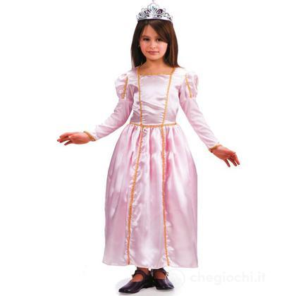 Costume Principessa Rosa taglia V (65668)