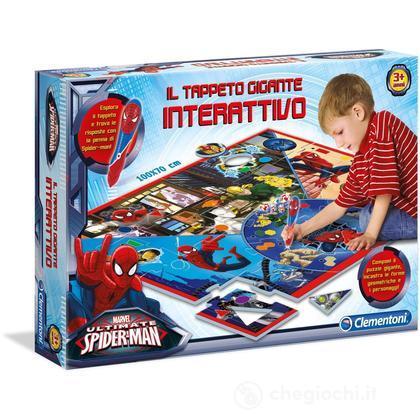 Tappeto Gigante Interattivo Spider-Man