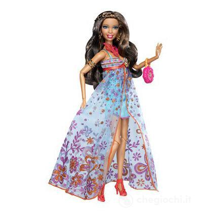 Barbie Fashionistas in passerella - Artsy (V7211)