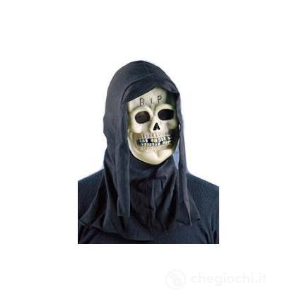 Maschera Scream fluorescente