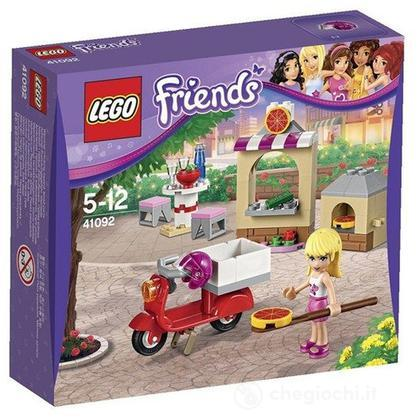 La pizzeria di Stephanie - Lego Friends (41092)