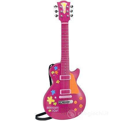 Chitarra elettrica Rock per bambina GE5871