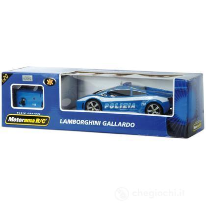 Lamborghini Gallardo Lp 560-4 Polizia 1:20 radiocomando