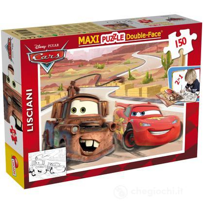 Puzzle Double Face Supermaxi 150 Cars