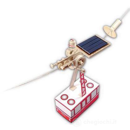 Mini solari: Funicolare montagna