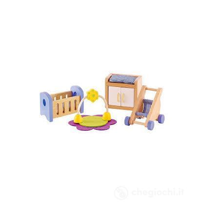 Cameretta del neonato (E3459)
