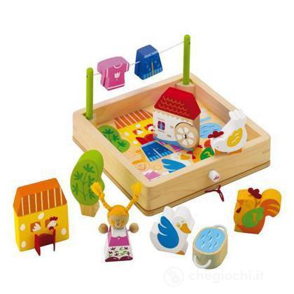 Play Puzzle fattoria