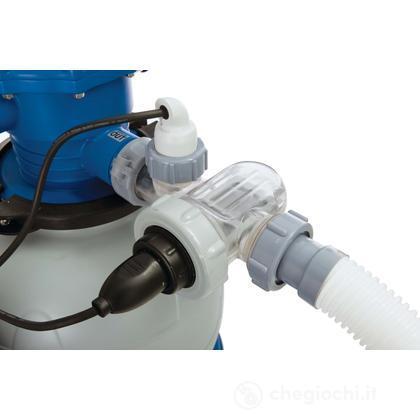 Pompa A Sabbia Combo - Flusso D'Acqua: 6.000 L/H, Flusso Di Sistema: 5.700 L/H (28678)