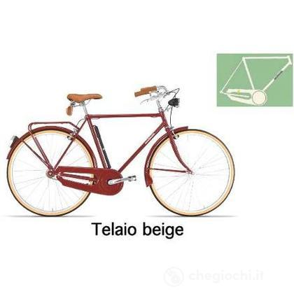 """Bici 28"""" Sanremo uomo Beige"""