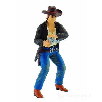 Western - Cowboy con Revolver (80682)