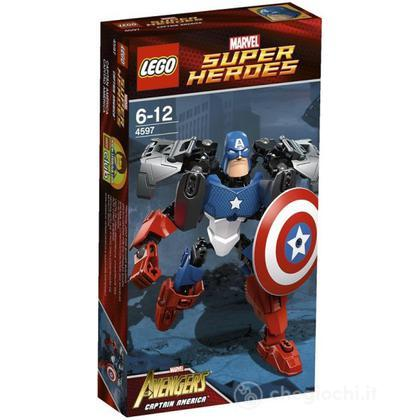 LEGO Ultrabuild - Capitan America (4597)