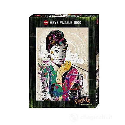 Puzzle 1000 Pezzi - Audrey