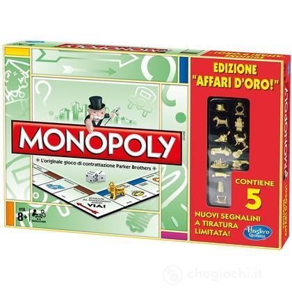 Monopoly Edizione Limitata (Affari d'Oro)
