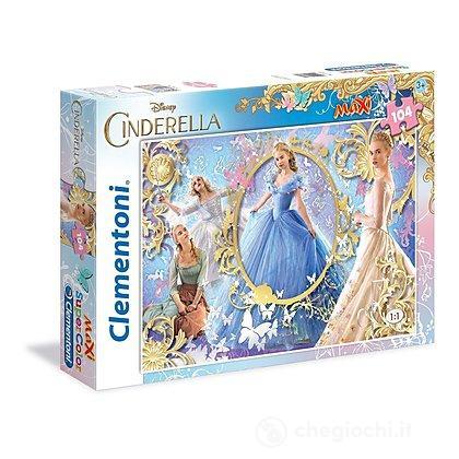 Cinderella MaxiPuzzle 104 pezzi (23686)