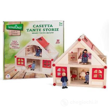 Casa in legno Legnoland (35686)