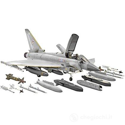 """Aereo Eurofighter Typhoon""""twin seater"""" (04689)"""