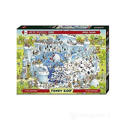 Puzzle 1000 Pezzi - Habitat Polare