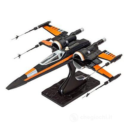 Star Wars Poe's X-wing Fighter (6692)