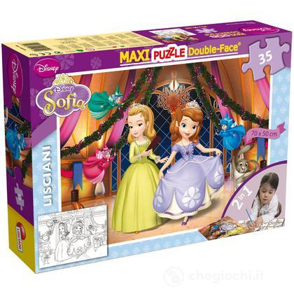 Puzzle Double Face Supermaxi 35 Sophia