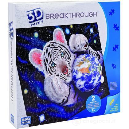 Puzzle 3D Tigrotto